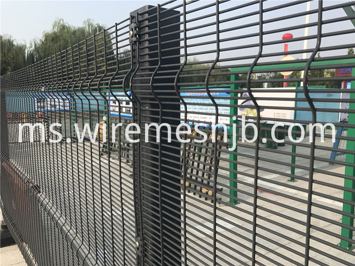 358 Security Welded Mesh